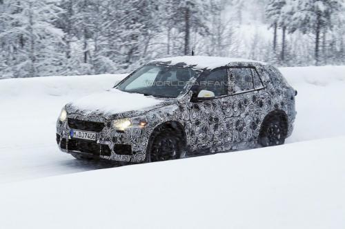 Bientôt un BMW X1 en 7 places ?