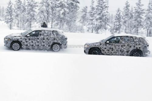 nouveaux BMW X1
