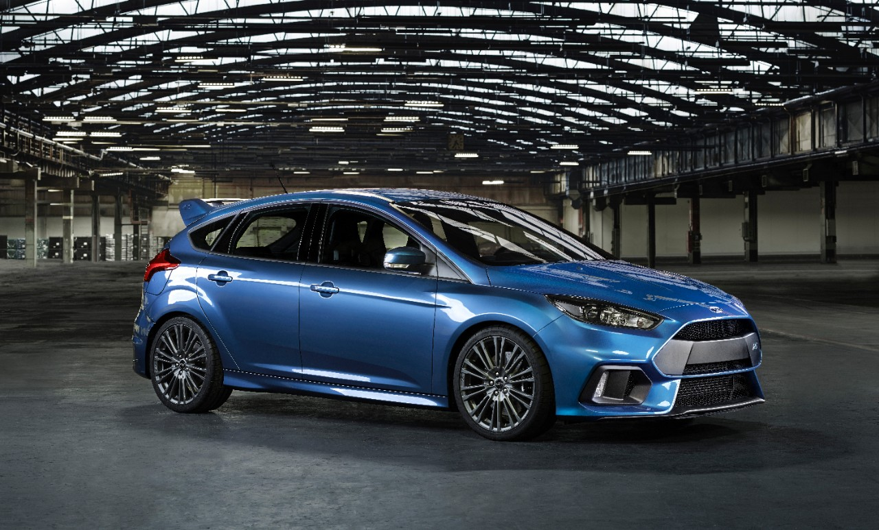 Ford Focus RS Ecoboost 320 cv