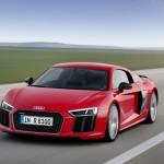 Nouvelle Audi R8 V10 Plus