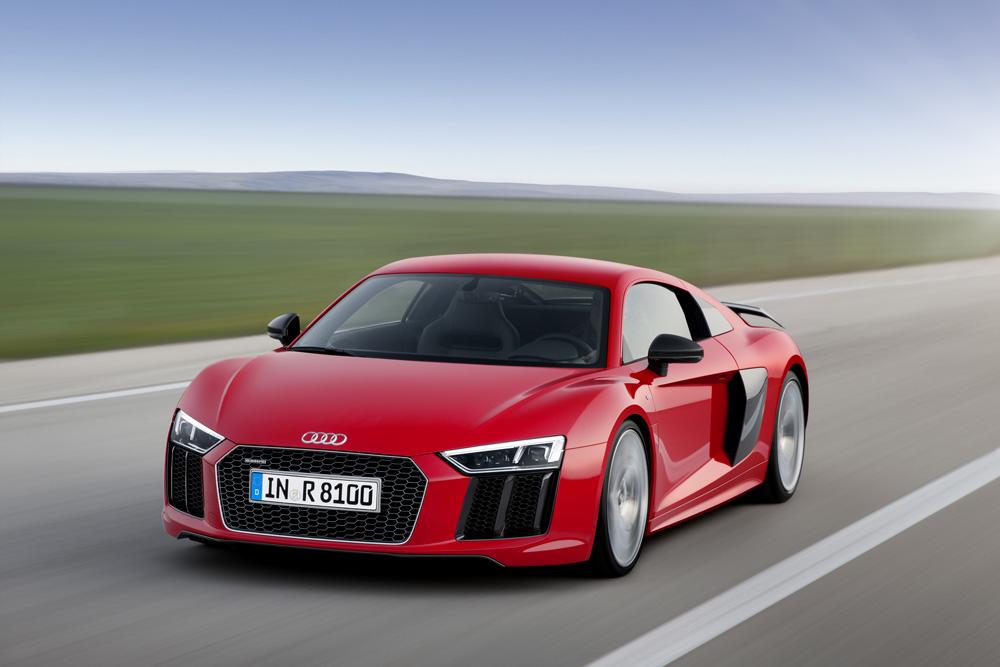 Nouvelle Audi R8 : les premières images officielles !