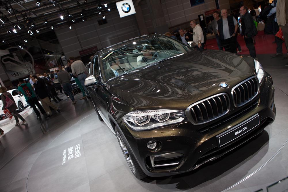 bmw x6 voiture la plus volée en France
