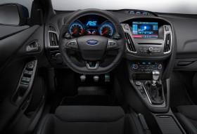 Tableau de bord de la Focus RS 2015