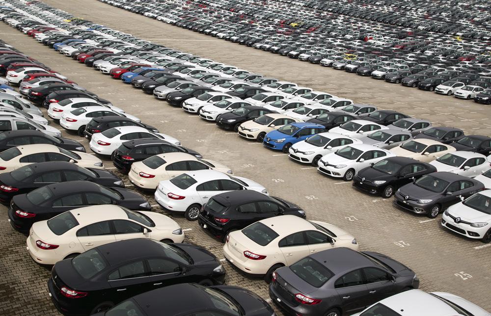 Les voitures diesel ont de plus en plus du mal à ce vendrent