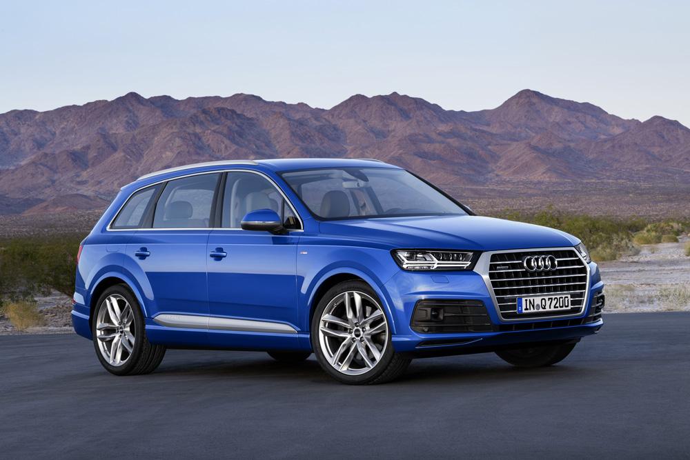Audi Q7 : La nouvelle ligne 4×4 des 4 anneaux dévoilée !