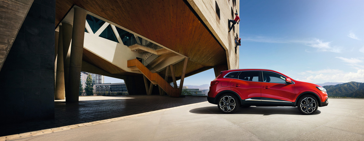 Renault dévoile le Kadjar, un crossover