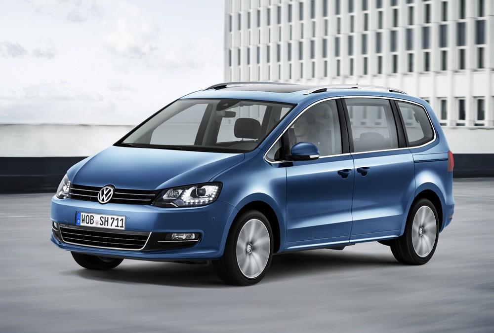Sharan : Le nouveau et le meilleur de Volkswagen