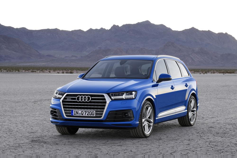 nouveau Audi Q7 2015