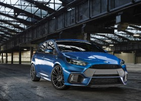 nouvelle Ford Focus RS