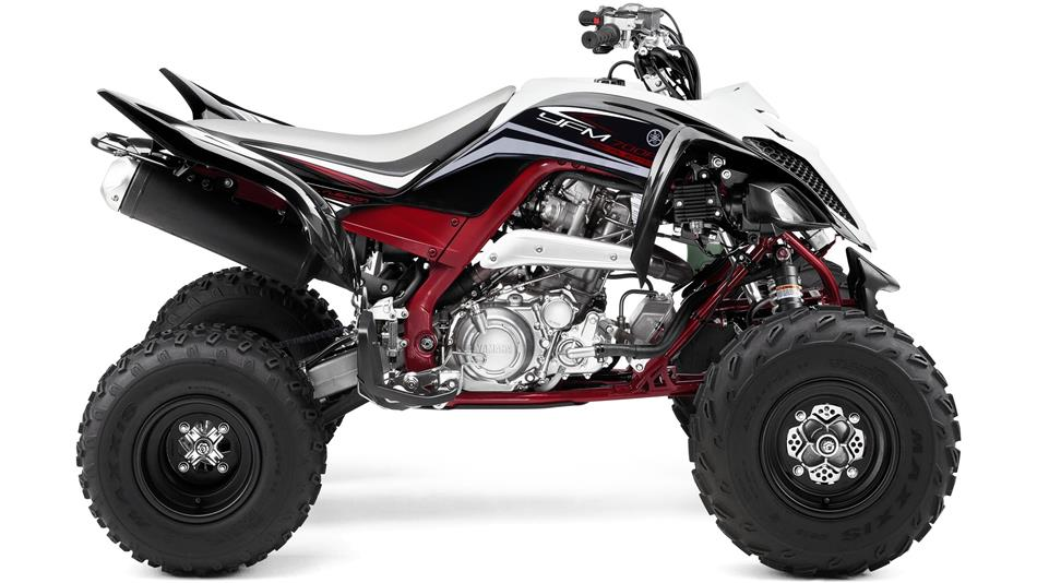 Quad Yamaha YFM700R Special Edition Black Fury