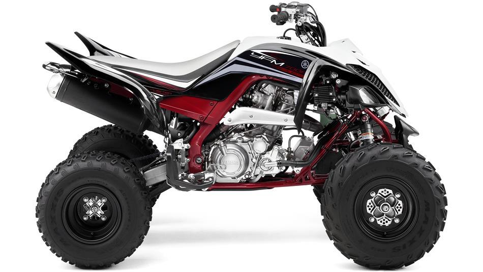Quad Yamaha YFM700R Special Edition Black Fury