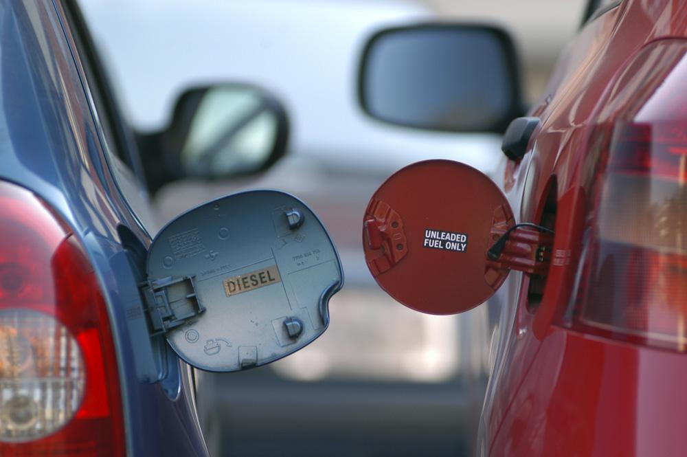 La vente de véhicules diesel est à son niveau le plus bas en France