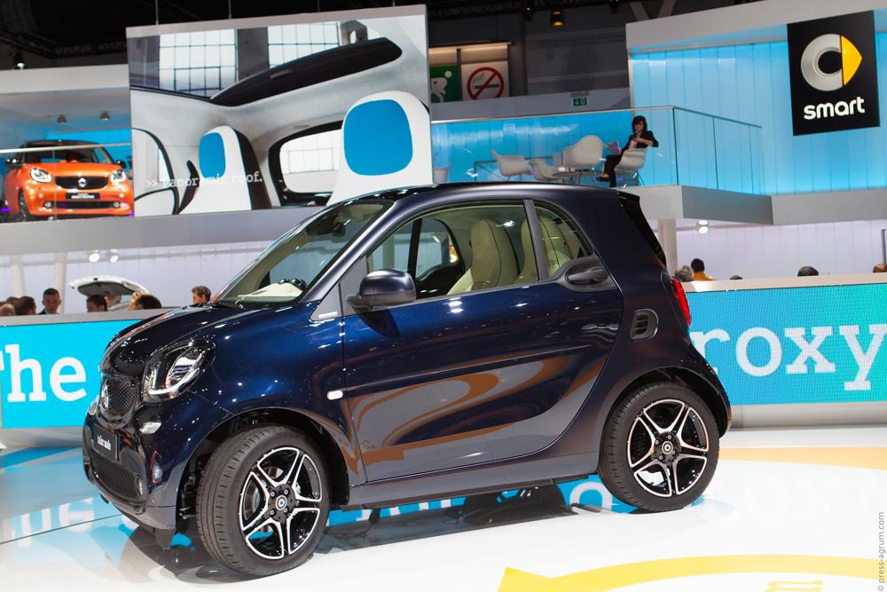 smart fortwo est l'une des voitures les plus volées en france en 2014