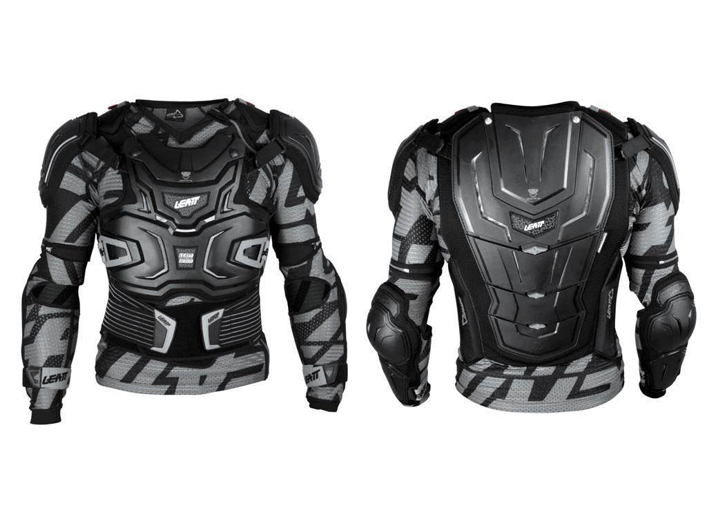 veste de protection dorsale pour quad