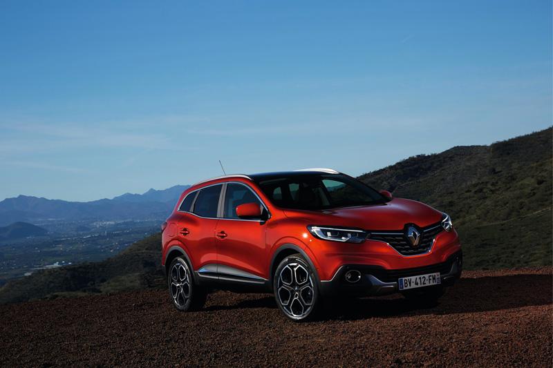 Kadjar : présentation du nouveau crossover de Renault