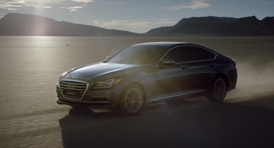 Hyundai Genesis Guinness World Reccords