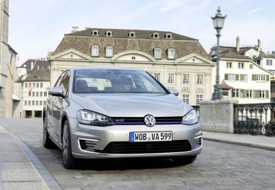 Nouvelle Volkswagen GOLF GTE hybride
