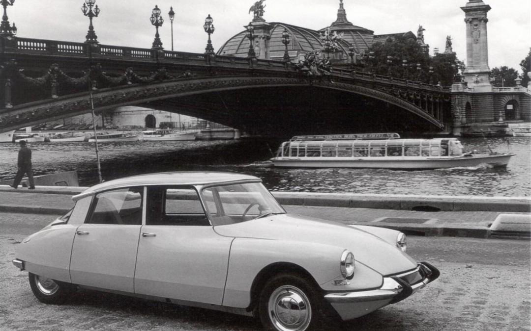 Plus qu'un mythe, une Citroën DS : l'histoire