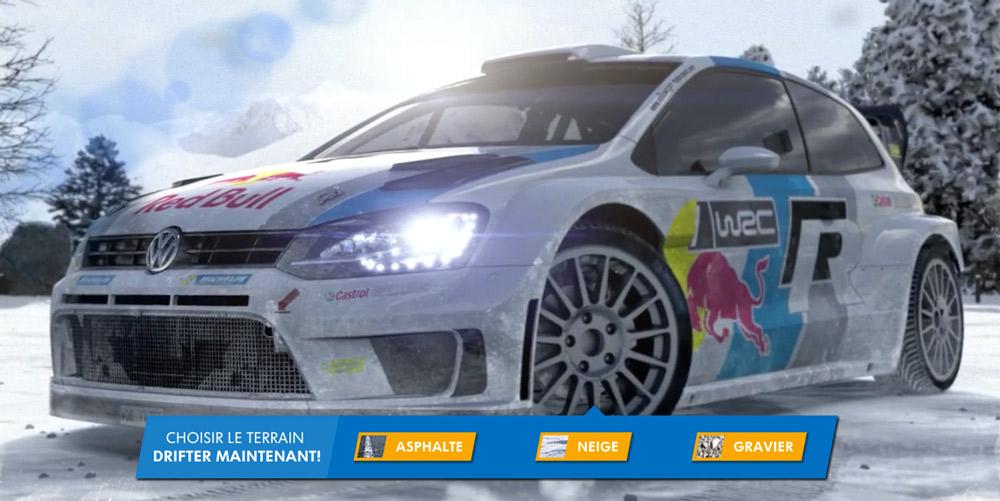 Rallytheworld : Simulez le WRC à bord de la Polo R et participez au VW final Stage 2015