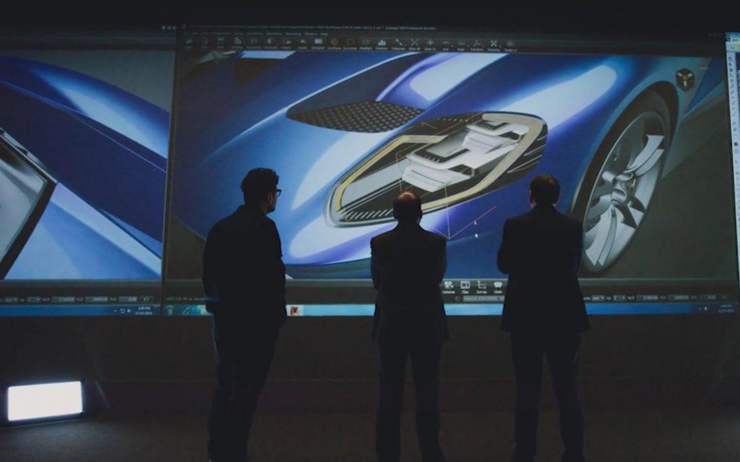«Ford GT, le retour» : une web-série par Ford