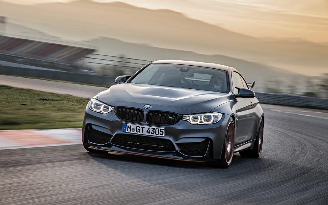 Nouvelle M4 GTS : un chef d'oeuvre signé BMW