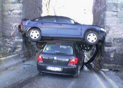 accident voitures