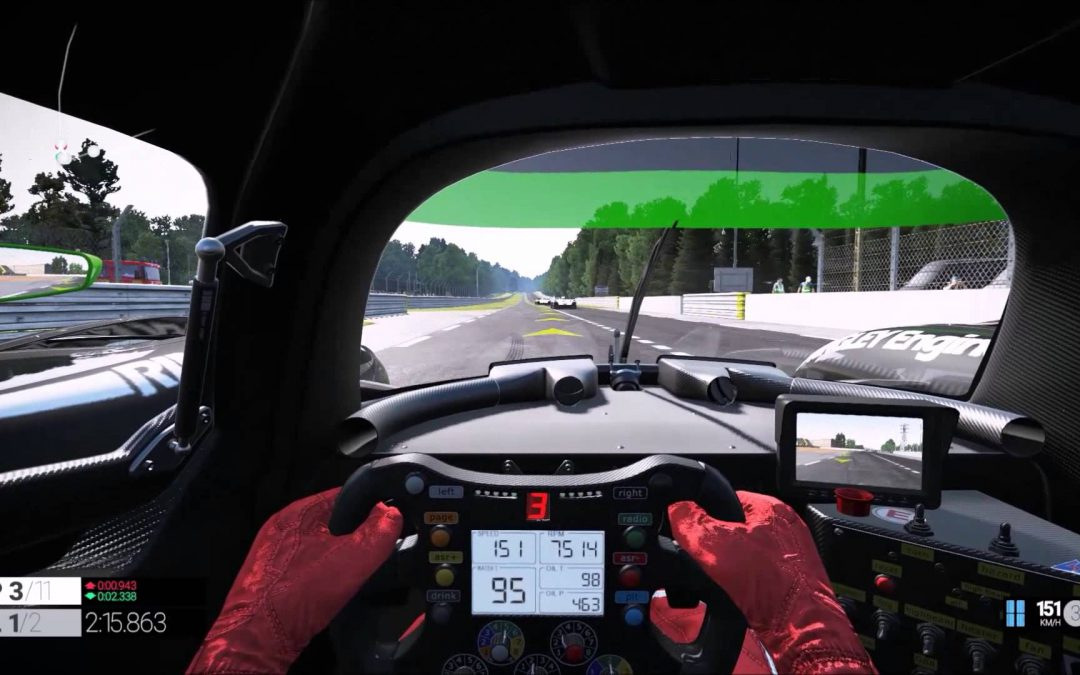 Comment réussir les 24 Heures du Mans dans un jeu vidéo ?
