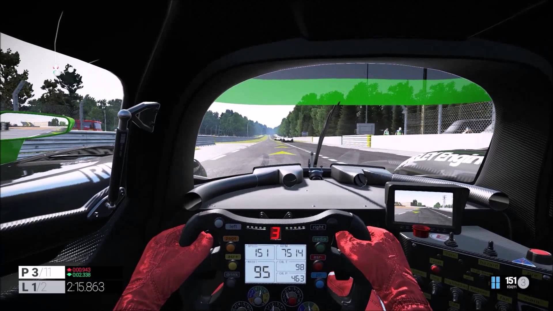 24h le mans jeu video