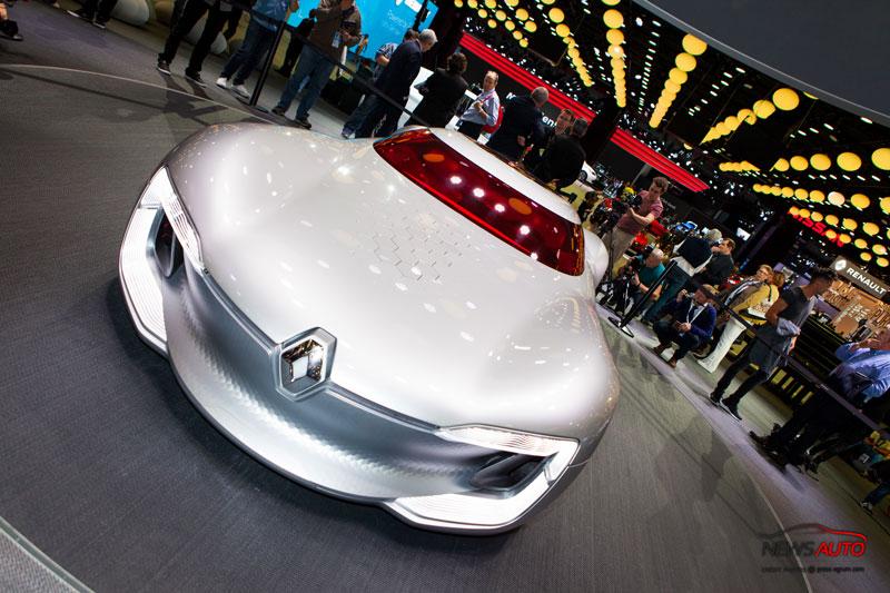 Renault TreZor : concept de rêve au Mondial