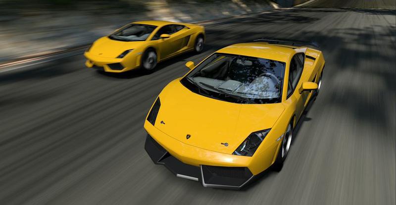 Un stage de pilotage en Lamborghini