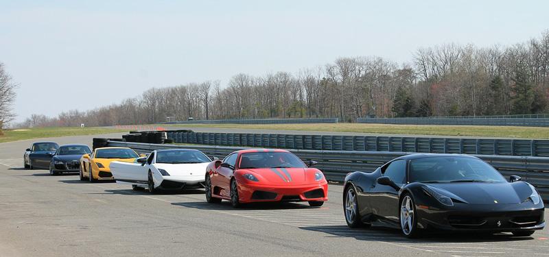Stage de pilotage en Ferrari