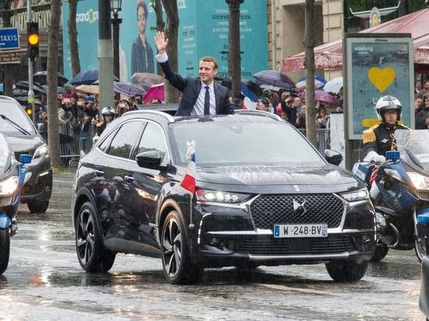 DS7 Macron