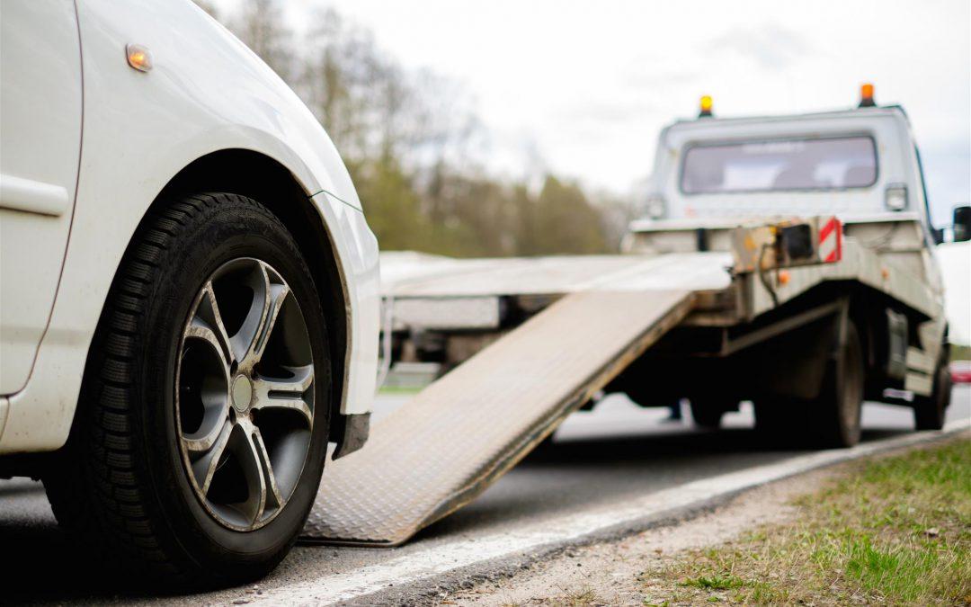 Comment faire enlever une voiture épave?