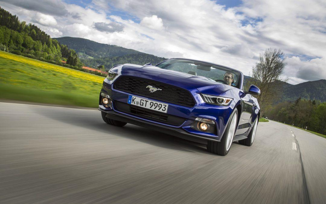 Nouvelle Ford Mustang: oserez-vous la dompter?