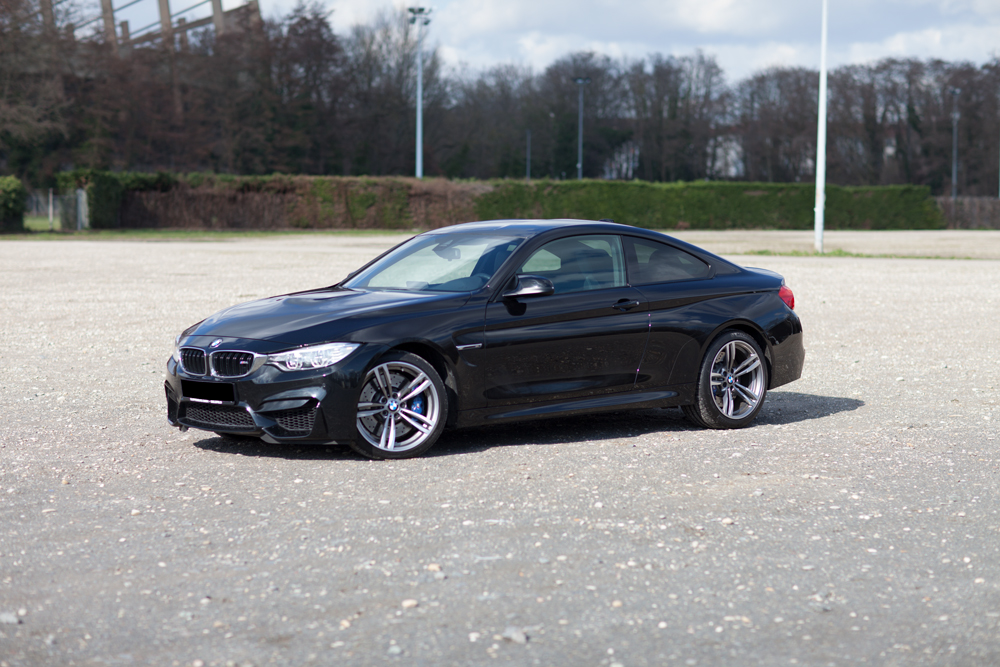 BMW M4 version sportive