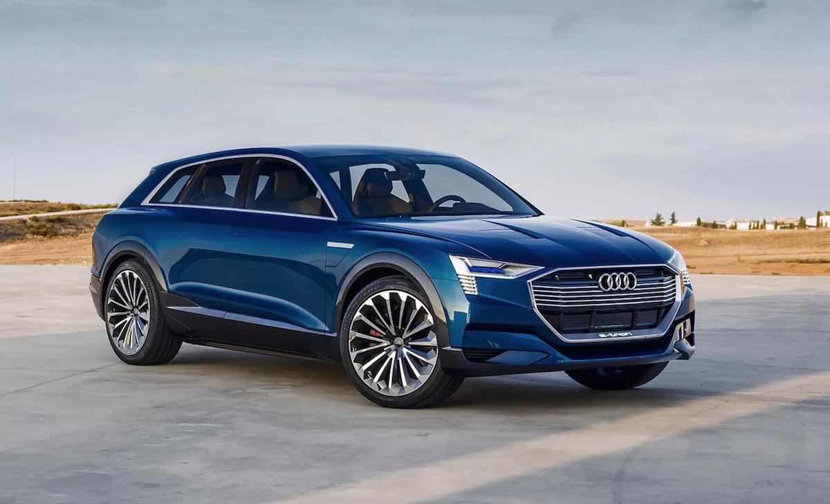 La nouvelle Audi Q6 E-Tron, un véhicule très haut de gamme et 100% électrique
