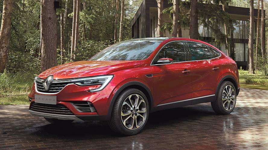 Renault Arkana : un SUV premium Français ?