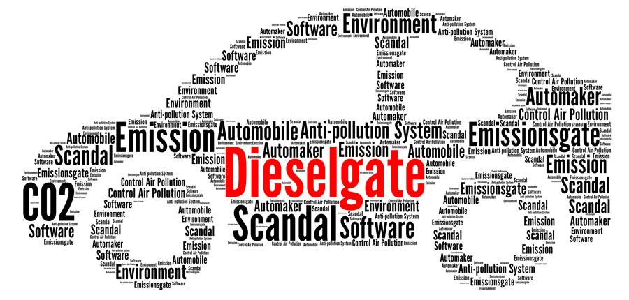 L'achat d'une voiture liée au scandal Dieselgate