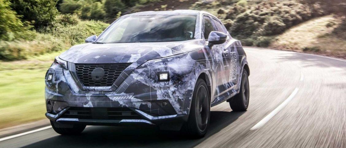 Le prochain Nissan Juke 2019 que l'on a aperçu