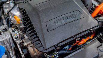 Un moteur hybride